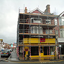 Scaffolding bexhill on sea