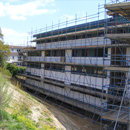 Scaffolding in East Sussex
